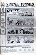 Vintage Funnies (1973 Newspaper Reprints) 31