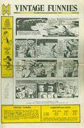 Vintage Funnies (1973 Newspaper Reprints) 57