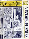 Vintage Funnies (1973 Newspaper Reprints) 62