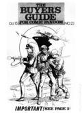 Comics Buyer's Guide (1971) 23
