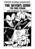 Comics Buyer's Guide (1971) 81