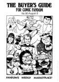 Comics Buyer's Guide (1971) 90
