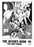 Comics Buyer's Guide (1971) 93
