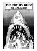 Comics Buyer's Guide (1971) 138