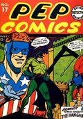 Flashback 16: Pep Comics 17 (1941/1974) 16