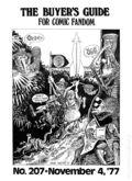 Comics Buyer's Guide (1971) 207