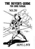 Comics Buyer's Guide (1971) 250