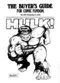 Comics Buyer's Guide (1971) 259
