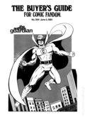 Comics Buyer's Guide (1971) 394