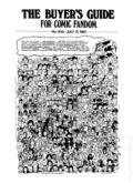 Comics Buyer's Guide (1971) 400