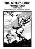 Comics Buyer's Guide (1971) 101
