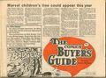 Comics Buyer's Guide (1971) 499
