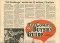 Comics Buyer's Guide (1971) 511
