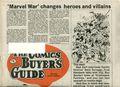 Comics Buyer's Guide (1971) 520