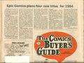 Comics Buyer's Guide (1971) 526