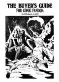 Comics Buyer's Guide (1971) 228