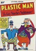Don Maris Reprint: Plastic Man #2 (1944/1975) 2
