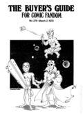 Comics Buyer's Guide (1971) 276