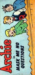 Archie in Mask Me No Questions (1950 Oxydol-Dreft) 5