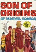 Son of Origins of Marvel Comics TPB (1975 Fireside) 1-REP