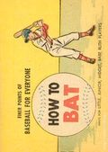 Finer Points of Baseball For Everyone: How to Bat (1958) 1958