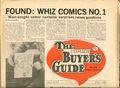 Comics Buyer's Guide (1971) 489