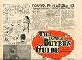 Comics Buyer's Guide (1971) 498