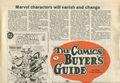 Comics Buyer's Guide (1971) 519