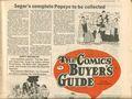Comics Buyer's Guide (1971) 528