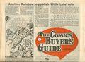 Comics Buyer's Guide (1971) 537