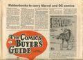 Comics Buyer's Guide (1971) 543