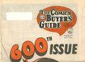 Comics Buyer's Guide (1971) 600