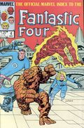 Official Marvel Index to the Fantastic Four (1985) 4