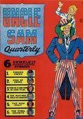 Don Maris Reprint: Uncle Sam Quarterly #1 (1941/1975) 1