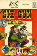 Six-Gun Heroes (Blue Bird Comics 1959-1964 Charlton) 8
