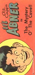 Lil Abner in the Mystery O' the Cave (1950 Oxydol-Dreft) 1