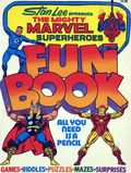 Mighty Marvel Superheroes Fun Book SC (1976 Fireside) 1-1ST