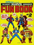 Mighty Marvel Superheroes Fun Book SC (1976 Fireside) 2-1ST