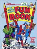 Mighty Marvel Superheroes Fun Book SC (1976 Fireside) 3-1ST