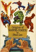 Origins of Marvel Comics TPB (1974 Fireside) 1-REP