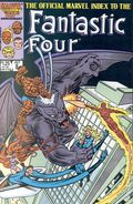 Official Marvel Index to the Fantastic Four (1985) 8