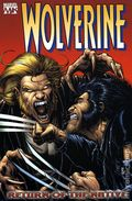 Wolverine TPB (2003-2004 Marvel) By Greg Rucka 3-1ST