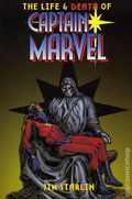 Life and Death of Captain Marvel TPB (2002 Marvel) 1-1ST