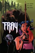 Fray TPB (2003 Dark Horse) By Joss Whedon 1-1ST