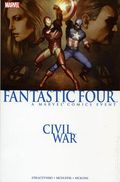 Civil War Fantastic Four TPB (2007 Marvel) 1st Edition 1-1ST