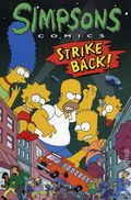 Simpsons Comics Strike Back TPB (1996 Bongo) 1-REP