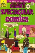 Giant Spectacular Comics (Archie All-Star Special) 1976-98