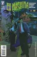 Ex Machina (2004-2010 DC/Wildstorm) 28
