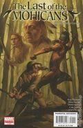 Last of the Mohicans (2007 Marvel Illustrated) 1