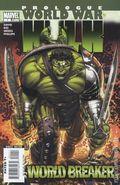 World War Hulk Prologue World Breaker (2007) 1A